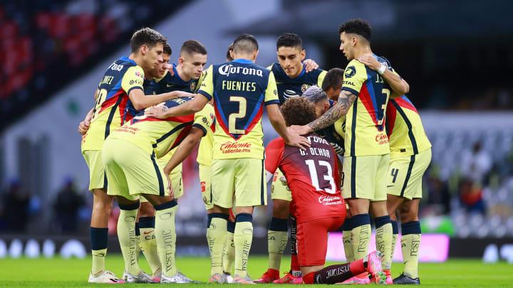 America v Pachuca - Playoffs Torneo Guard1anes 2021 Liga MX