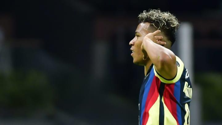 El delantero colombiano finalmente se quedará en las Águilas