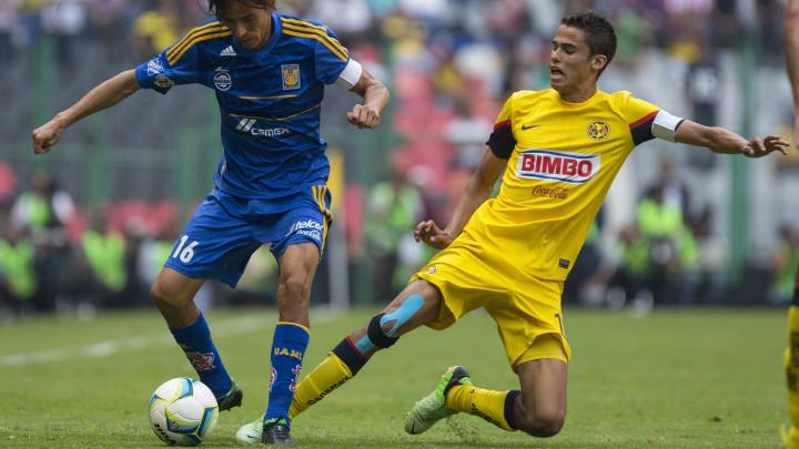 America v Tigres - Clausura 2013 Liga MX