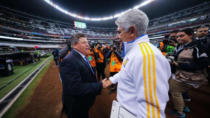 Miguel Herrera sería la carta fuerte para ser el sucesor de Ricardo Ferretti