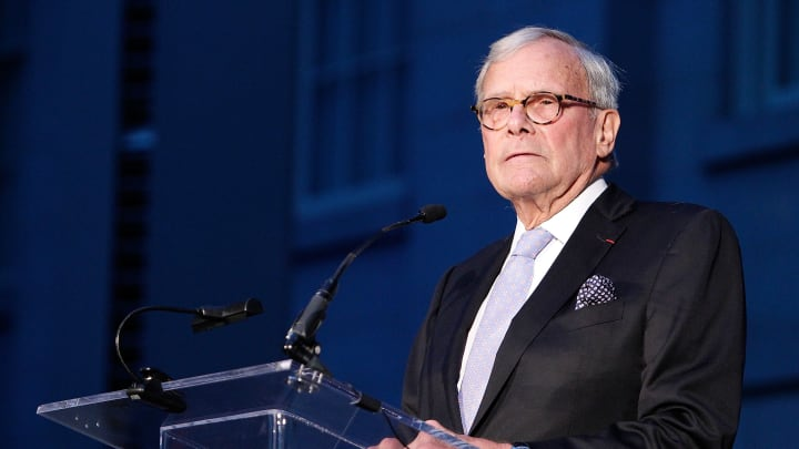 Tom Brokaw, American Visionary: John F. Kennedy's Life And Times At Smithsonian American Art Museum On May 2
