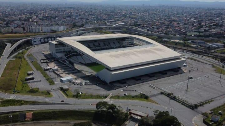 Corinthians Flamengo Brasileiro Neo Química