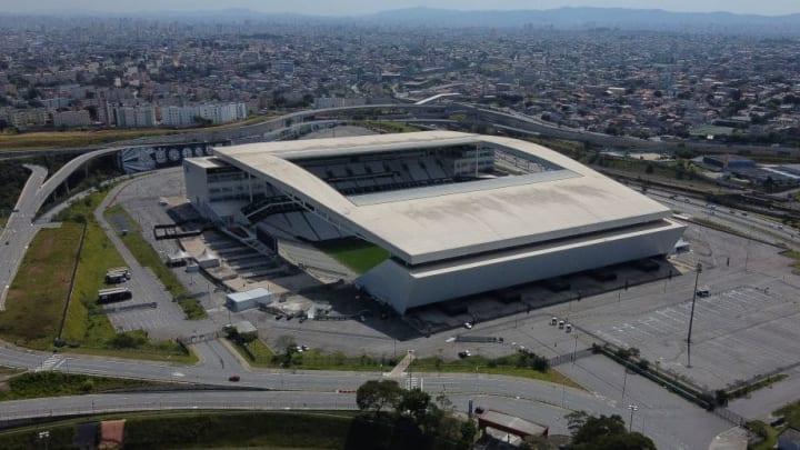 Neo Química Arena Flamengo Fluminense Campeonato Brasileiro