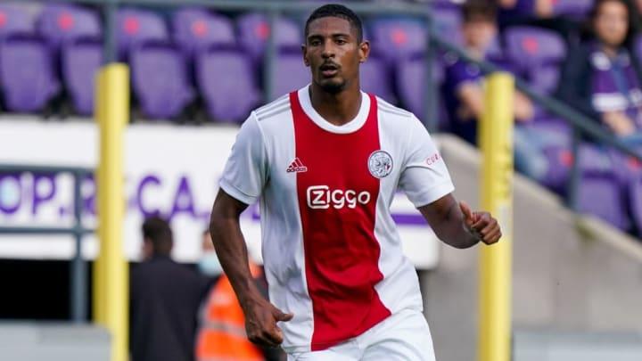 Sebastien Haller Ajax West Ham