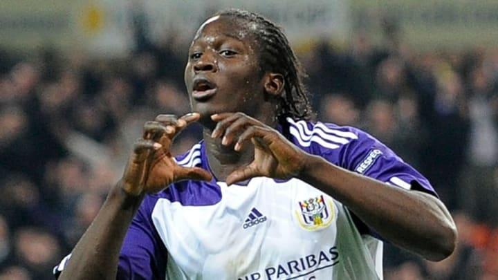 Romelu Lukaku comenzó a mostrar su precio en el Anderlecht