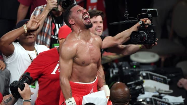 Andre Ward retired as the undefeated, unified light heavyweight champion of the world.