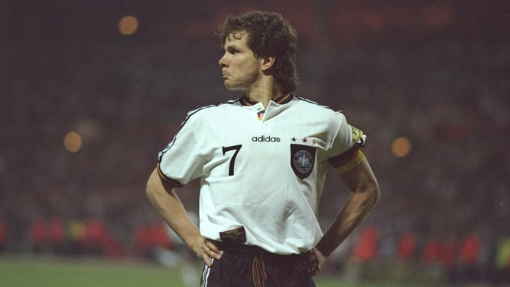 Andreas Moller of Germany