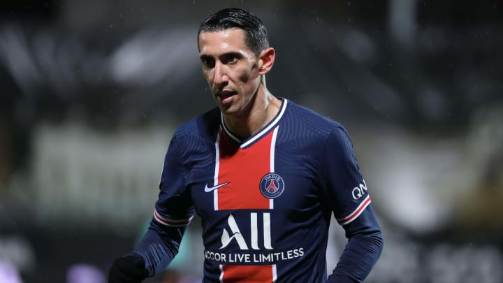 Spurs are linked with ex-Man Utd flop Angel Di Maria