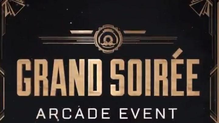 Respawn Entertainment announced the Grand Soirée Arcade Event for Apex Legends.