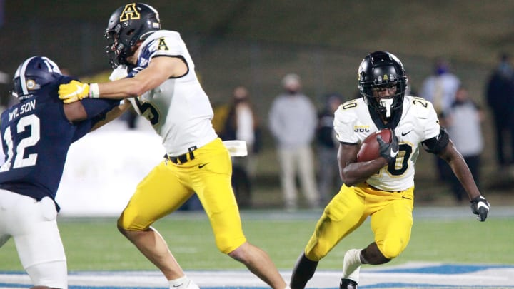 Appalachian State vs North Texas odds, spread, prediction, date & start time for 2020 Myrtle Beach Bowl game.
