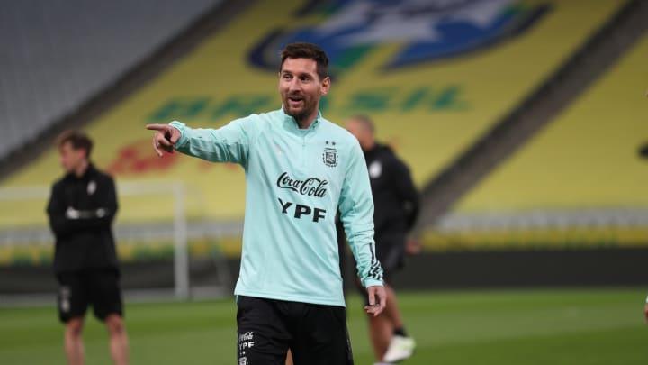 Will sich unbedingt den Traum vom WM-Titel erfüllen: Lionel Messi