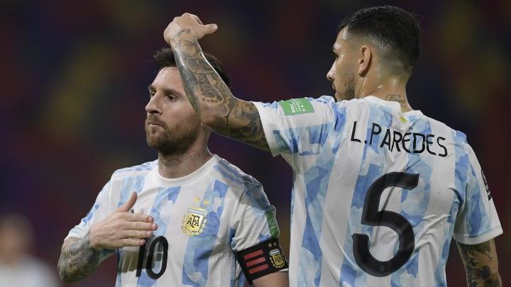 Paredes enterre définitivement la piste Messi au PSG.