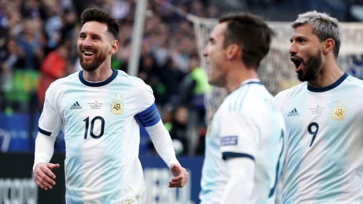 Lionel Messi et Sergio Agüero bientôt réunis au PSG ?