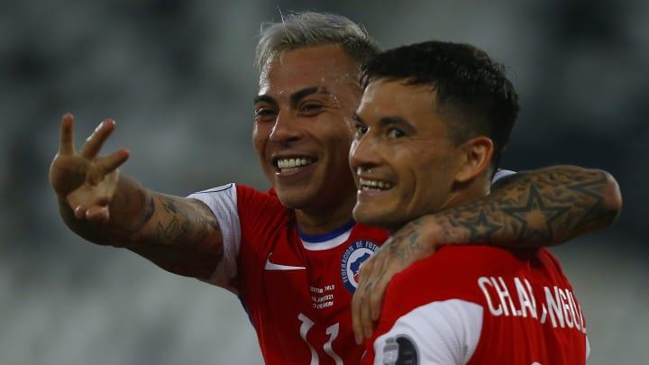 Chile e Bolívia se enfrentam pela 2ª rodada da Copa América.