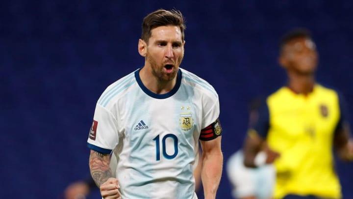 La rivalidad entre Argentina y Brasil no ha impedido a Messi reconocer la calidad de Ronaldo