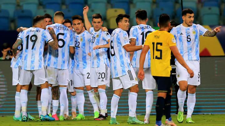 Argentina team news: Copa America 2021 semi final