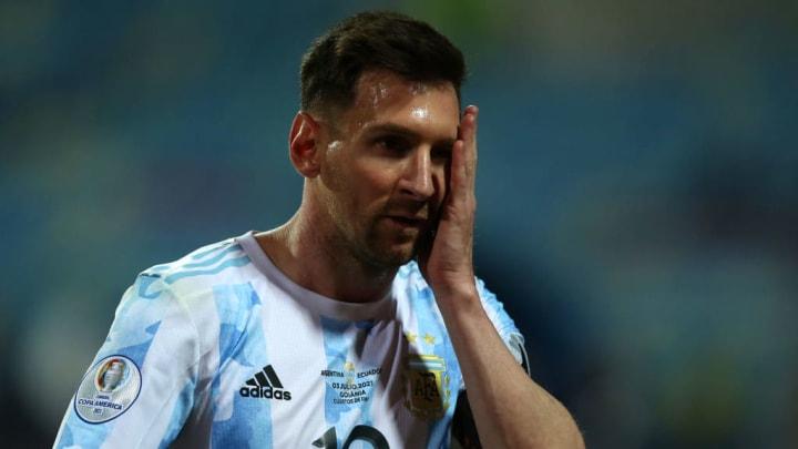 ¿Lionel Messi tuvo que buscar en otra parte?