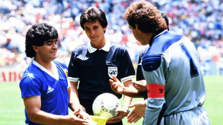 Argentina v England - World Cup Mexico Quarter Final
