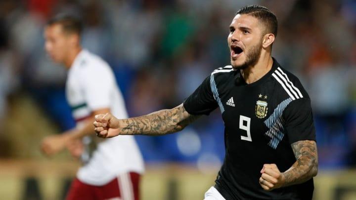 Argentina Mauro Icardi