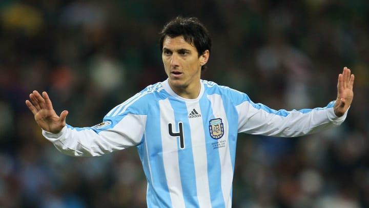 L'international argentin Nicolas Burdisso s'est confié à 90min