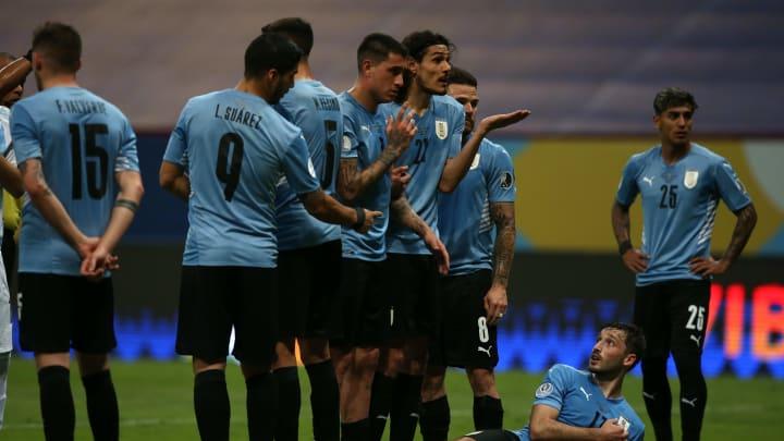 Uruguay muss gegen Chile ran