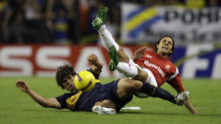 Colorado eliminou o Boca Juniors no torneio de 2008