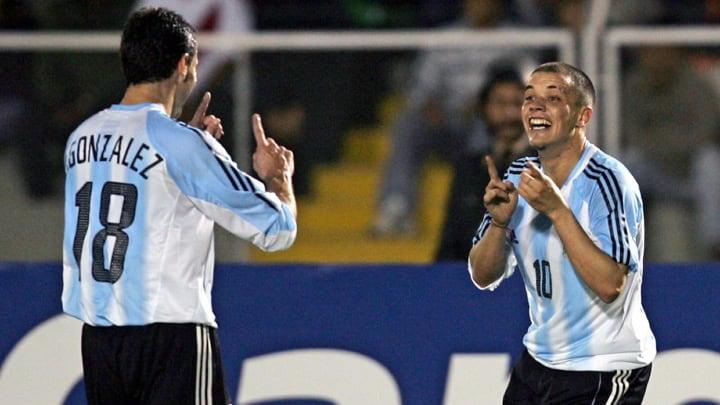 Argentina D'Alessandro Olimpiadas