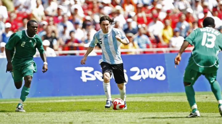 Lionel Messi Barcelona Olimpíadas Tóquio