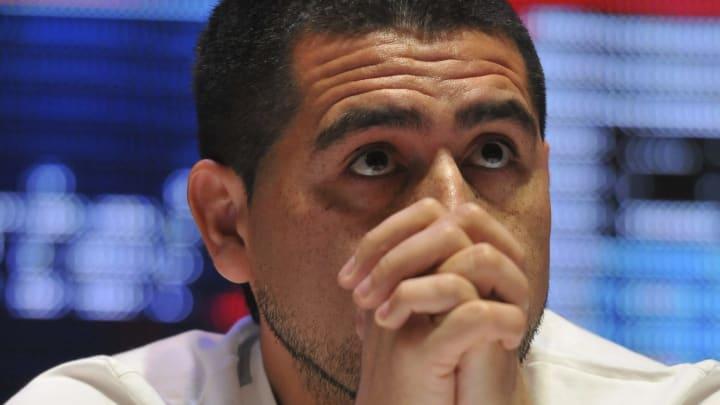 Juan Román Riquelme no está solo en Boca Juniors.