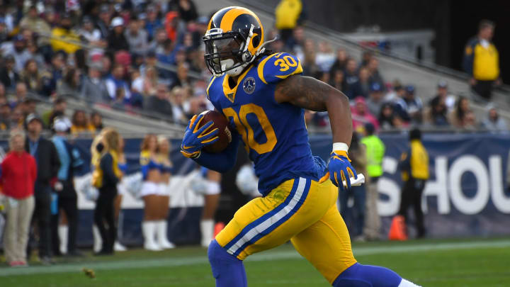 Todd Gurley Fantasy Football Outlook Points to Boom-or-Bust Value in 2020 NFL Season