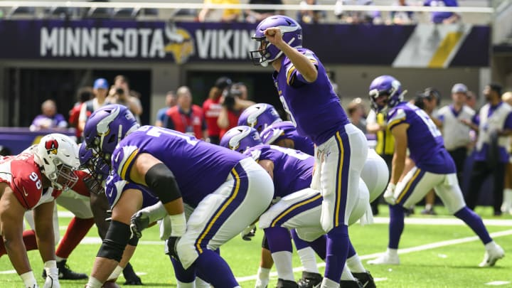 Minnesota Vikings vs Arizona Cardinals prediction, odds, spread, over/under and betting trends for NFL Week 2 Game.