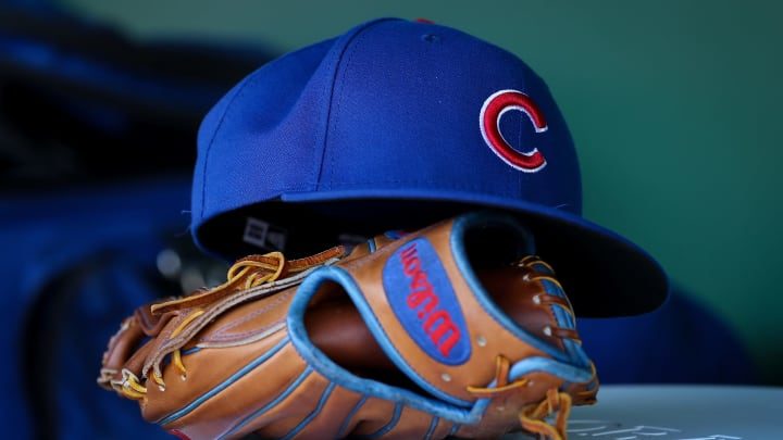 The Chicago Cubs signed their top 2020 draft pick on Father's Day.