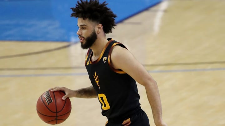 Washington vs Arizona State odds, prediction, spread and line for Tuesday's NCAA men's college basketball game.