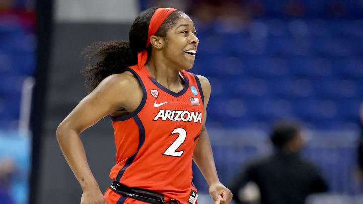 Indiana vs Arizona spread, line, odds and predictions for women's NCAA Tournament.