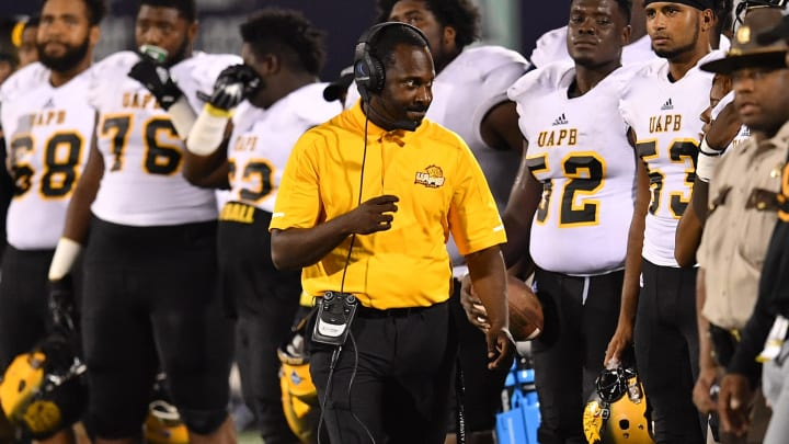 Alabama State vs Arkansas-Pine Bluff odds, spread, prediction, date & start time for FCS college football game.