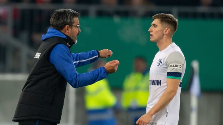 David Wagner, Jonjoe Kenny