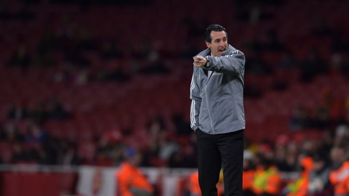 Emery didn't last as long as Wilshere did at the club