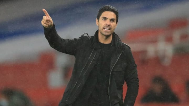 Arteta will no doubt be looking to bolster his attacking options this summer