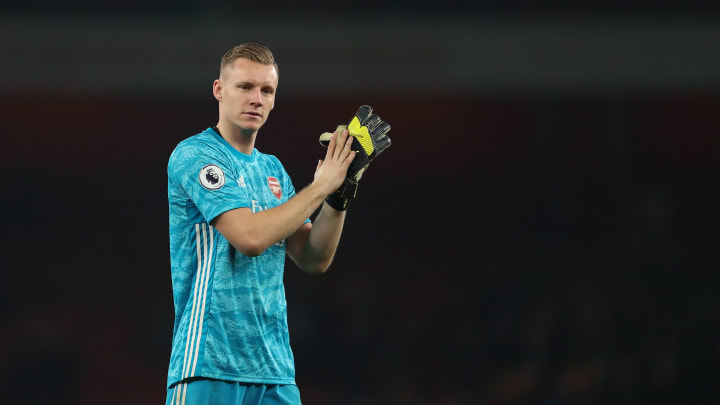 Bernd Leno has been one of Arsenal's stand-out performers this season