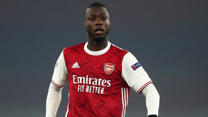 Mikel Arteta wants to help Nicolas Pepe bounce back