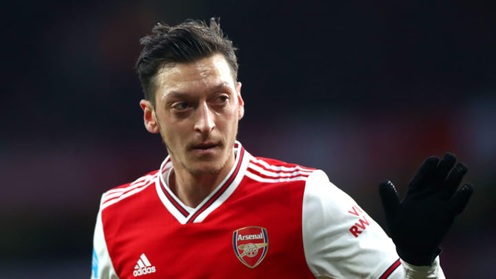Ozil will join Fenerbahce this winter
