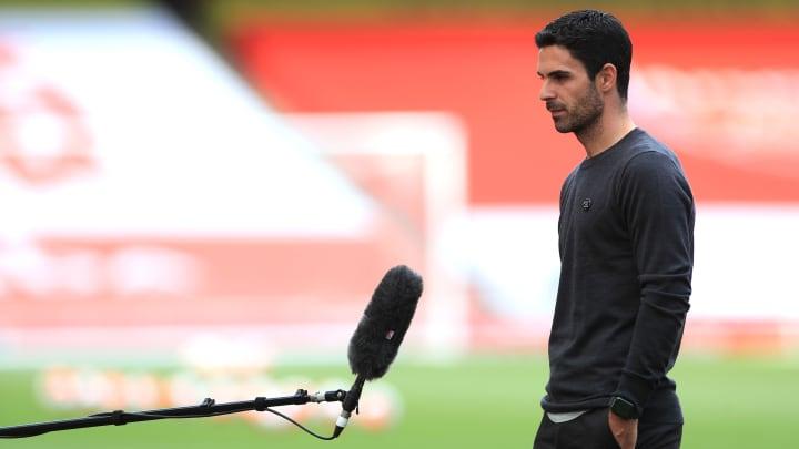 Mikel Arteta / Arsenal