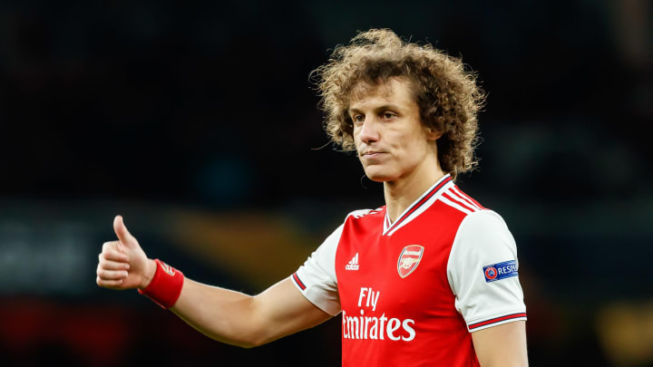 David Luiz Faces Surprise Arsenal Exit With No Contract Talks on ...