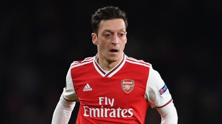 Ozil's Arsenal nightmare is finally coming to an end