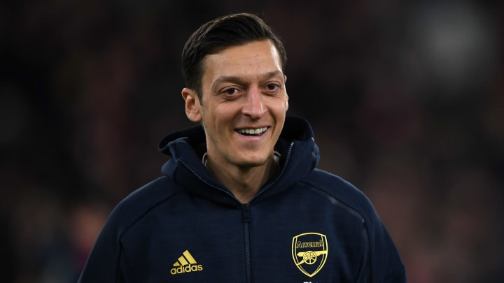 Mesut Ozil will be shown the door at Arsenal. Sooner or later, anyway..