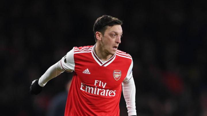Arsenal FC v Olympiacos FC - UEFA Europa League Round of 32: Second Leg