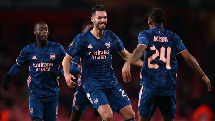 Arsenal 4-1 Rapid Wien: Player Ratings as Gunners Secure Top Spot in Group B