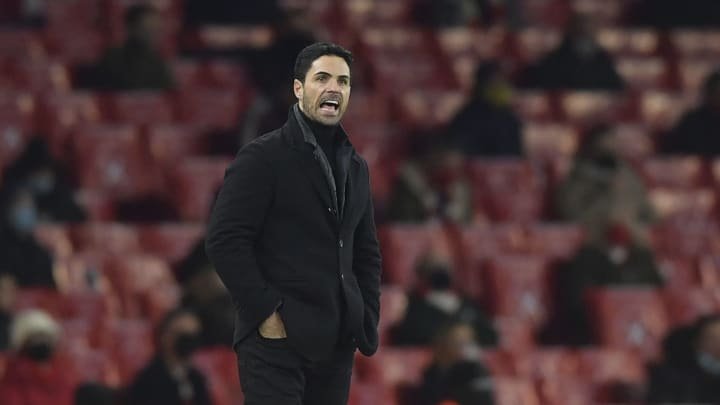 Arteta has called on Arsenal to improve their home form in the Premier League