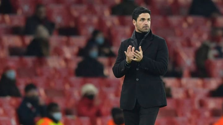 Arteta will be looking to bounce back from some poor league performances