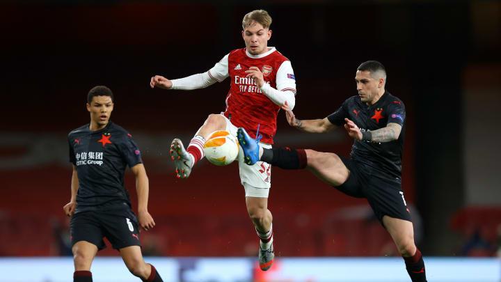 Alles offen vor dem Rückspiel zwischen Slavia und Arsenal